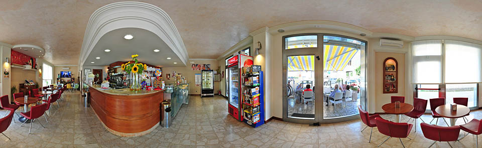virtual tour bar gelaterie